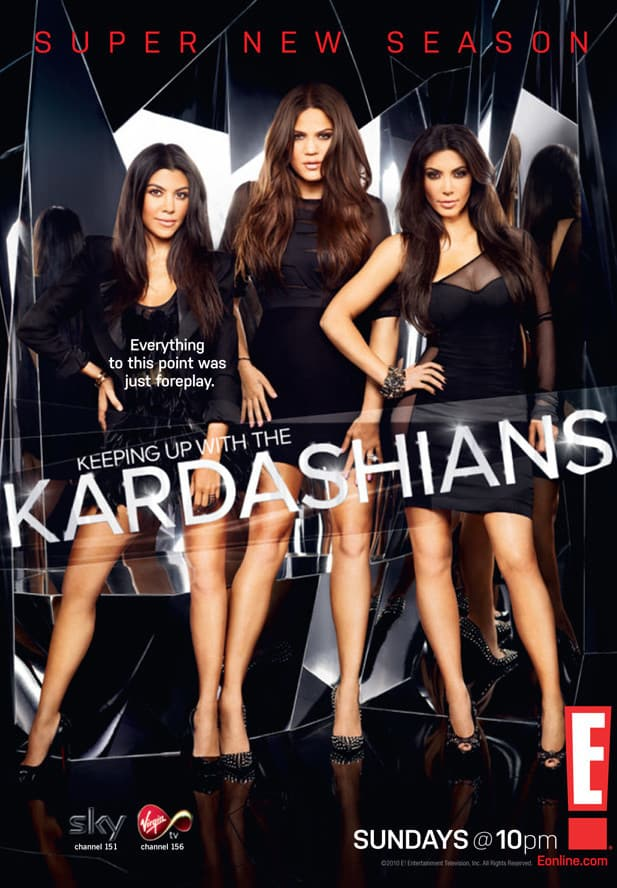 Keeping up with the kardashians ratings plunge will the for Living with the kardashians full episodes