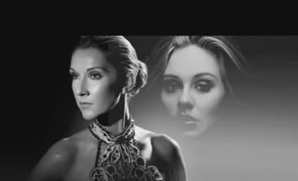 Celine Dion Covers Adele in Las Vegas