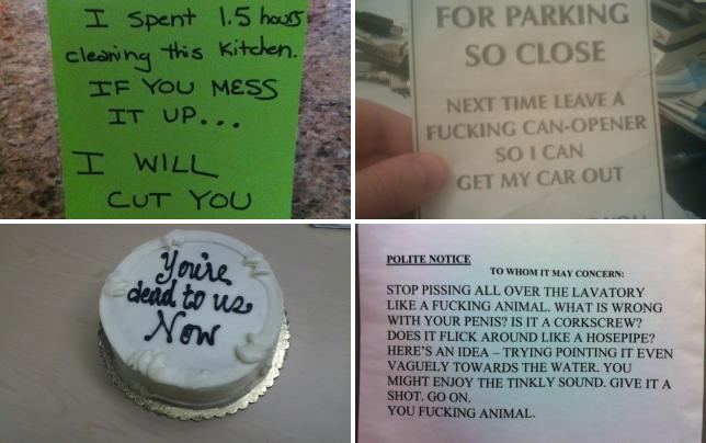 23 passive aggressive notes mother knows best