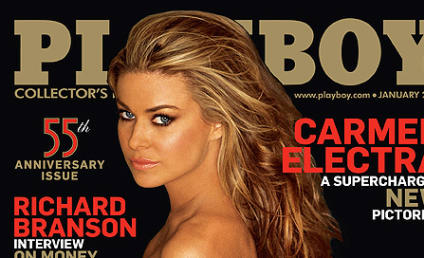 Battle of the Birthday Suits: Jennifer Aniston vs. Carmen Electra!