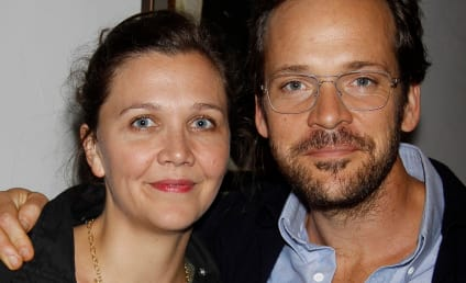 Maggie Gyllenhaal and Peter Sarsgaard: Expecting!
