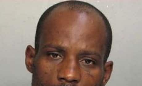 DMX Mug Shot (Again)