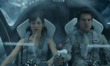 Oblivion: #1 at the Box Office