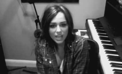 Miley Cyrus Posts Suicide Prevention PSA