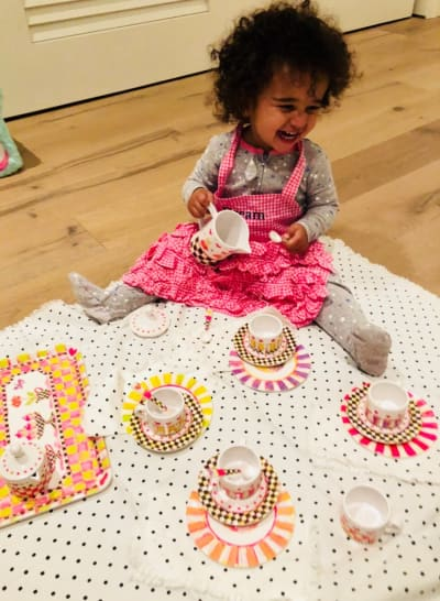 Dream Kardashian Tea Party