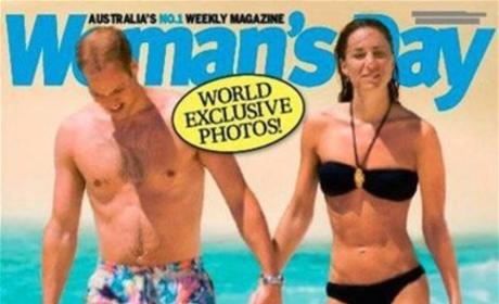 Prince William and Kate Middleton Honeymoon Photo