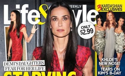Celebrity Gossip Photographer Files Charges Against Demi Moore