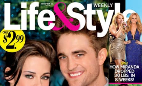 Robert Pattinson and Kristen Stewart Are Getting Married!