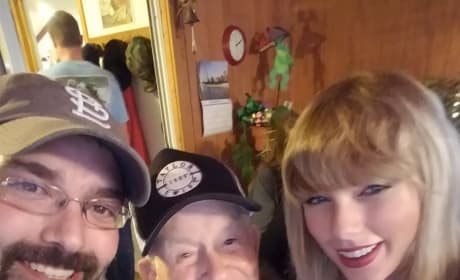 Taylor Swift and New Pals