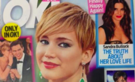 Jennifer Lawrence Engaged?