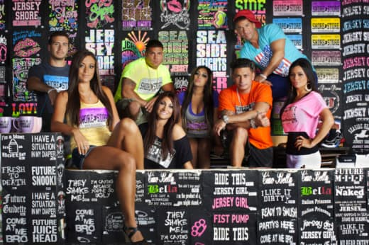 Jersey Shore Season 6 Cast Photo