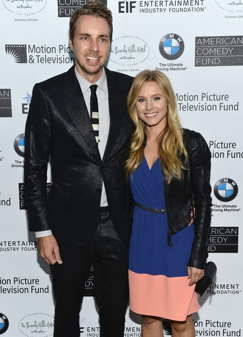 Dax shepard and kristen bell pic the hollywood gossip for Dax shepard and kristen bell wedding