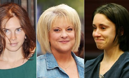 Nancy Grace on Amanda Knox Verdict: Casey Anthony Redux!