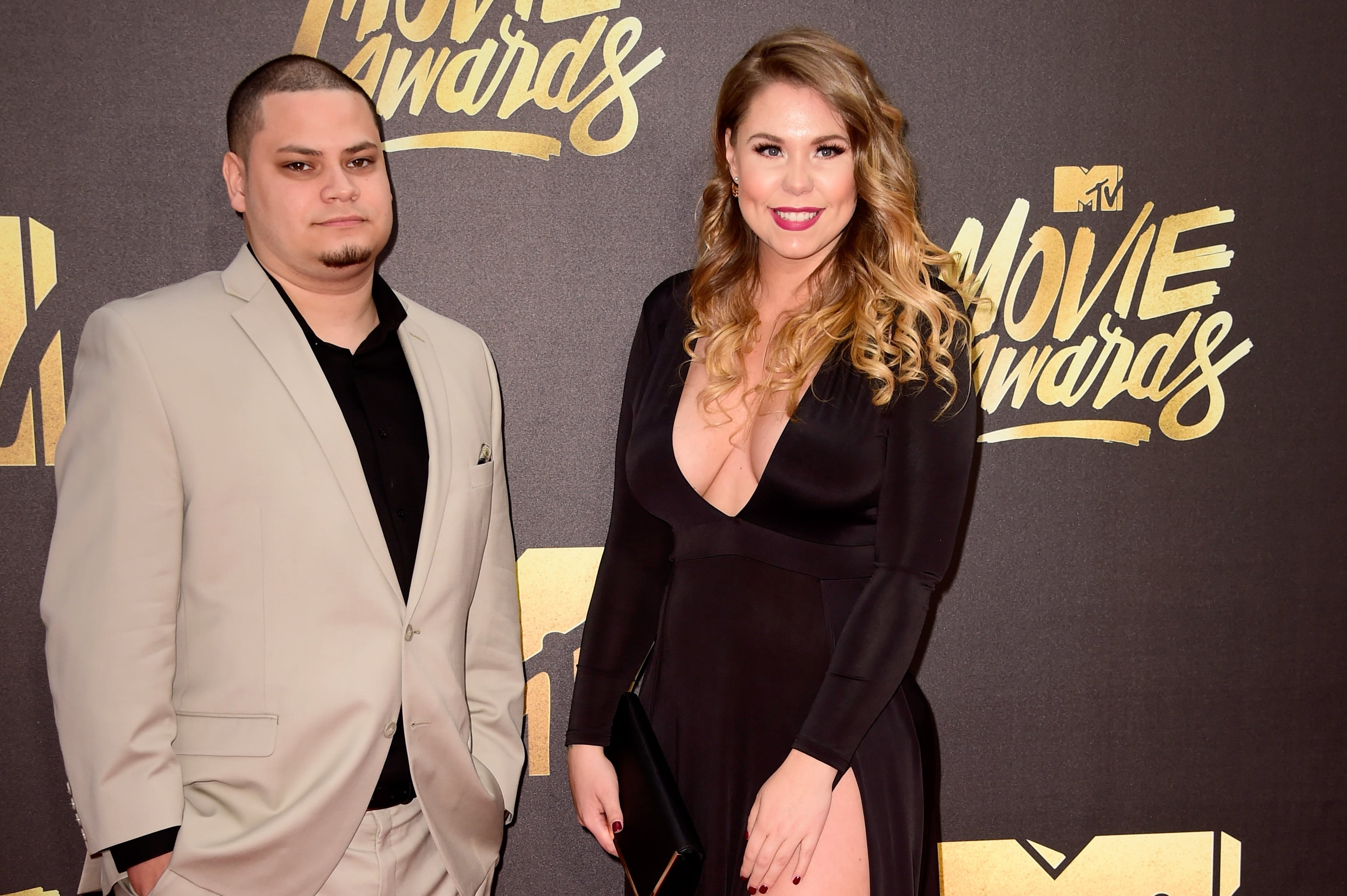 The former boyfriend and girlfriend couple; Jo Rivera and Kailyn Lowry