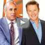 Matt Lauer Announces Billy Bush Departure, Pretends to Care