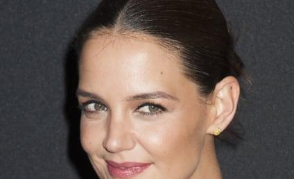 Katie Holmes: Having Jamie Foxx's BABY?!?