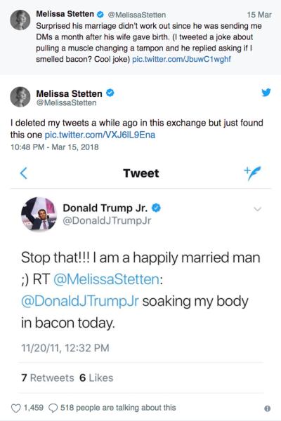 weird tweet