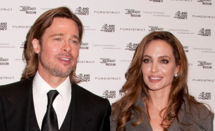 Angelina Jolie, Brad Pitt Discuss Plight of Refugees With President Obama