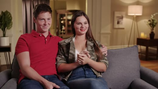 Brandon Gibbs and Julia Trubkina are back for HEA S6
