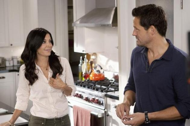 On Cougar Town