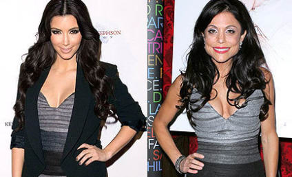 Fashion Face-Off: Kim Kardashian vs. Bethenny Frankel