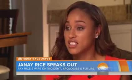"Janay Rice Interview: Ravens ""Suggested"" Ray Rice's Wife Apologize For Role in Elevator Fight"