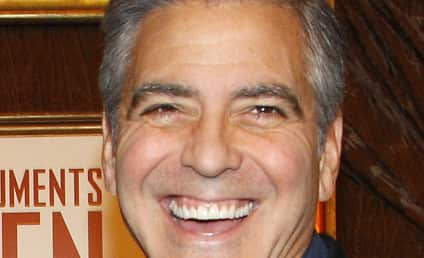 George Clooney to Marry Amal Alamuddin at Downton Abbey!