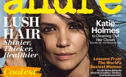 Katie Holmes Allure Cover: Sexy!