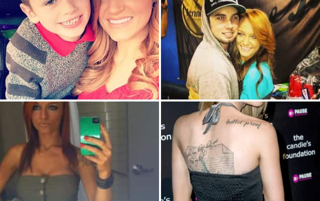 Maci bookout and bentley