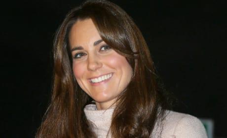 Kate Middleton New Hair
