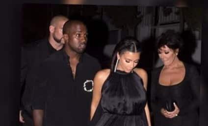 Kim Kardashian and Kanye West Celebrate 73-Day Wedding Anniversary: Take That, Kris Humphries!
