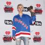 Justin Bieber: 2016 iHeartRadio Awards Press Room