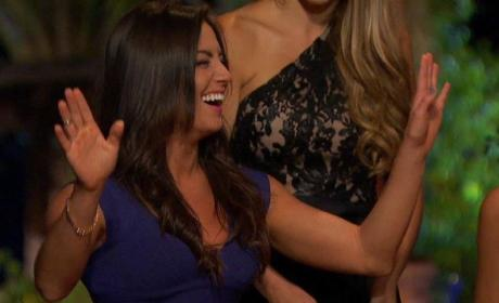 The Bachelor Rose Ceremony FAIL: Jillian Anderson