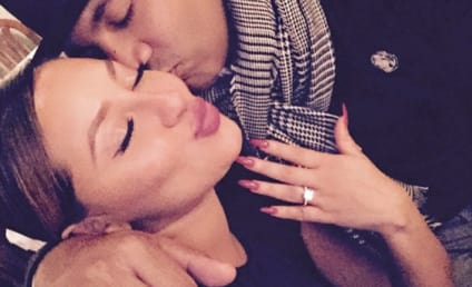 Adrienne Bailon Engaged to Lenny Santiago!
