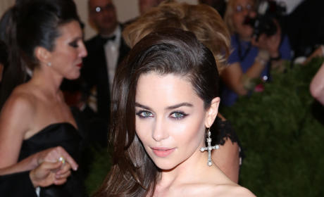 Emilia Clarke: Should she star in 50 Shades of Grey?