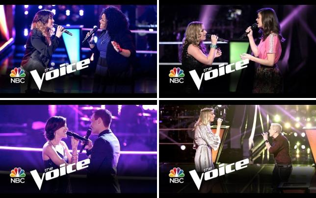 Cierra mickens vs emily b brave the voice battle round