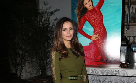 Nina Dobrev: The Book Book For Brain Cancer Launch Party