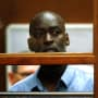Michael Jace in Court