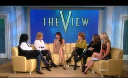 Sofia Vergara Makes Rape Joke on The View