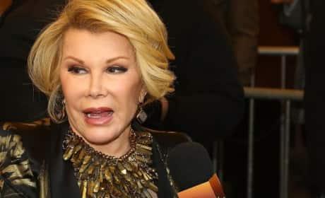 Joan Rivers Calls President Obama Gay