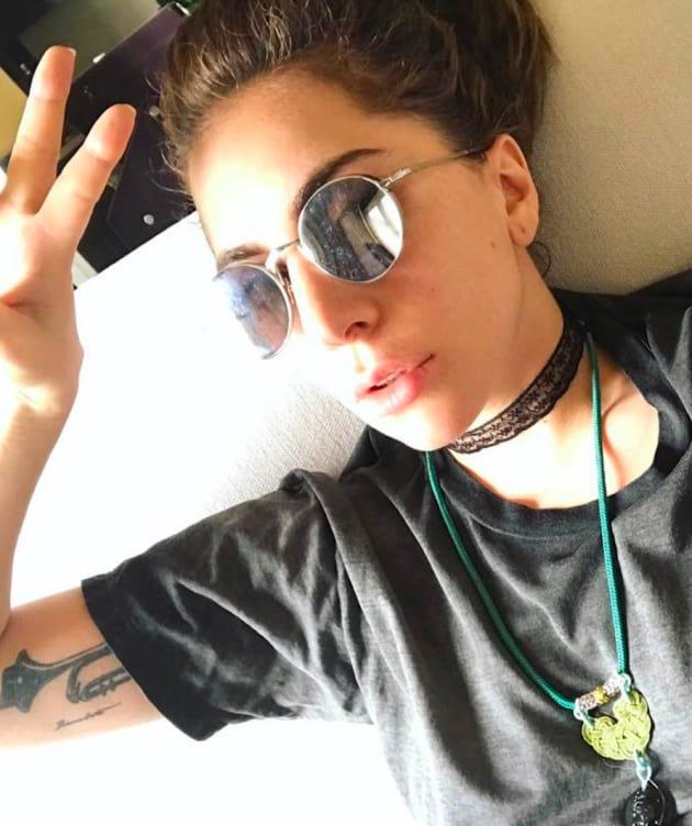 Lady Gaga Instagram Image