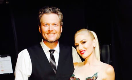 Blake Shelton and Gwen Stefani: 11 Most Adorable PDA Moments