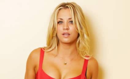 Kaley Cuoco and David Spade: Are They Dating?!