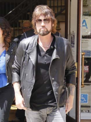 Billy Ray Cyrus in Los Angeles