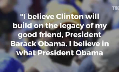 LeBron James Endorses Hillary Clinton