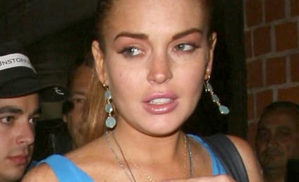 """Lindsay Lohan Blames Andrew Knight For Theft, Sam Magid Ready to """"Fight"""" For Train Wreck"""