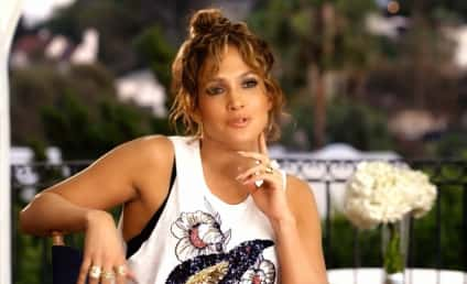 Jennifer Lopez Strikes Sexy Poses, Talks Body Image