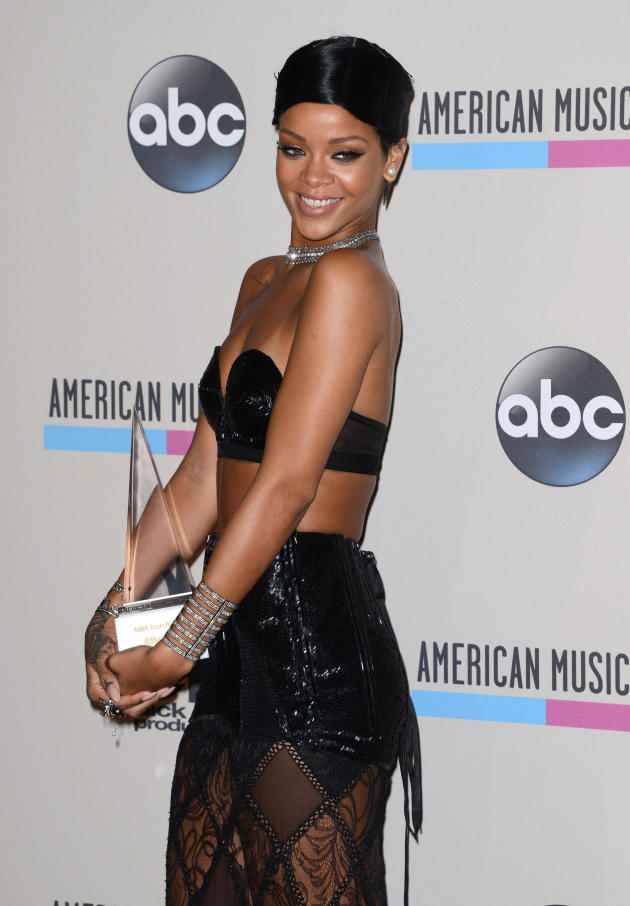Rihanna is an Icon