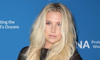Dr. Luke Deletes CREEPY Photo He Took of Kesha in 2009!!