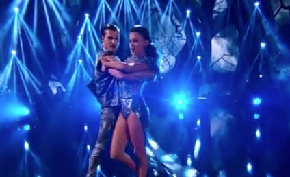 Jana Kramer Dances the Tango to One Tree Hill Theme Song